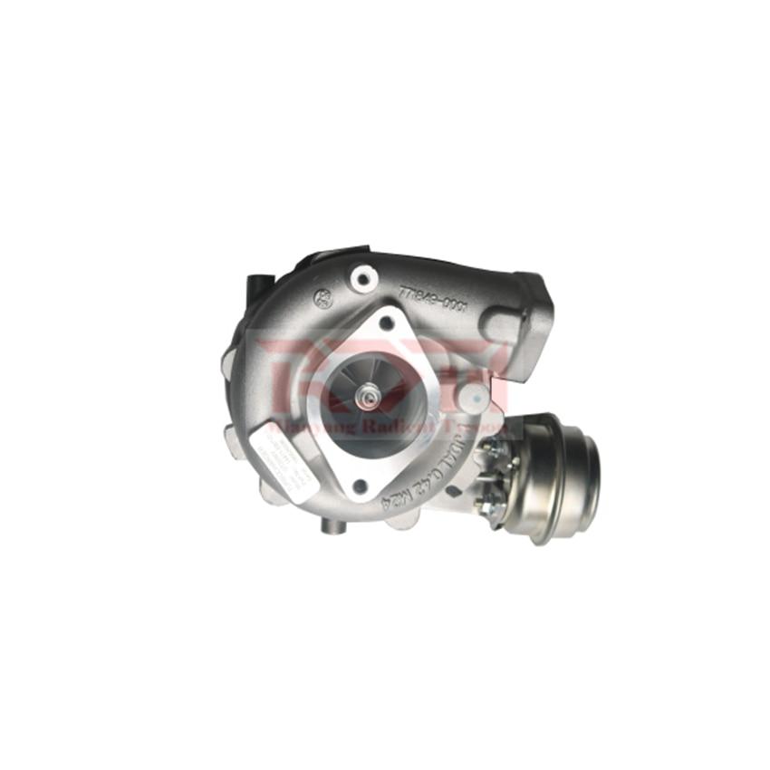 CO9 GTA2056V, GT2056V 767720 5005 S 14411EB71C 14411 EB71C turbocompresseur pour nissan Navara YD25DDTi, YD25 moteur-in Turbocompresseur from Automobiles et Motos on Radient Turbocharger Store