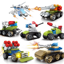 Toys For Children Military Series Compatible Legoing Educational Assembled Diy Building Blocks Brick Model Kit Kids Gift New I50 building blocks girls series the heartlake grand hotel model finger brick compatible 41101 educational toys for kids