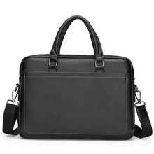 Men's Office Leather Briefcase