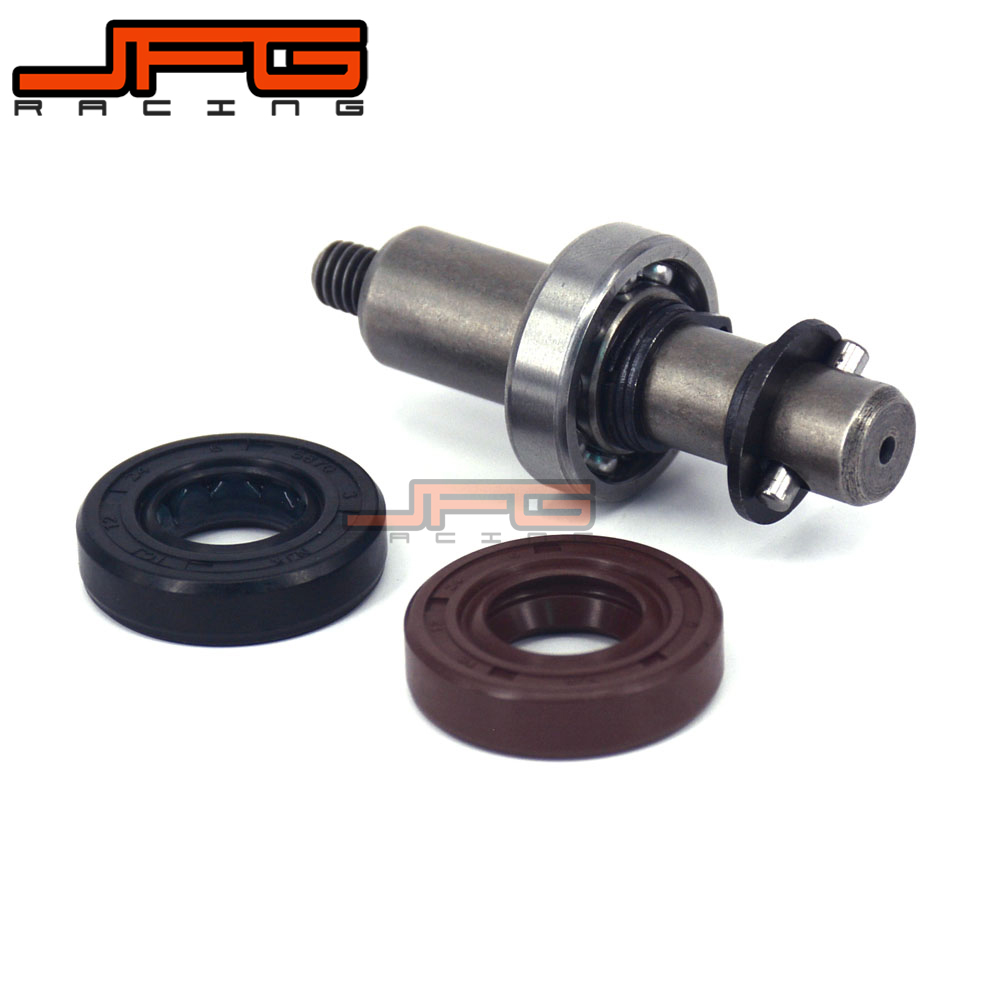 Motorcycle Water Pump Shaft Seal For NC250 250CC Xmotos KAYO T6 K6 J5 XZ250R RX3 ZS250GY-3 Dirt Bike Engine Accessories