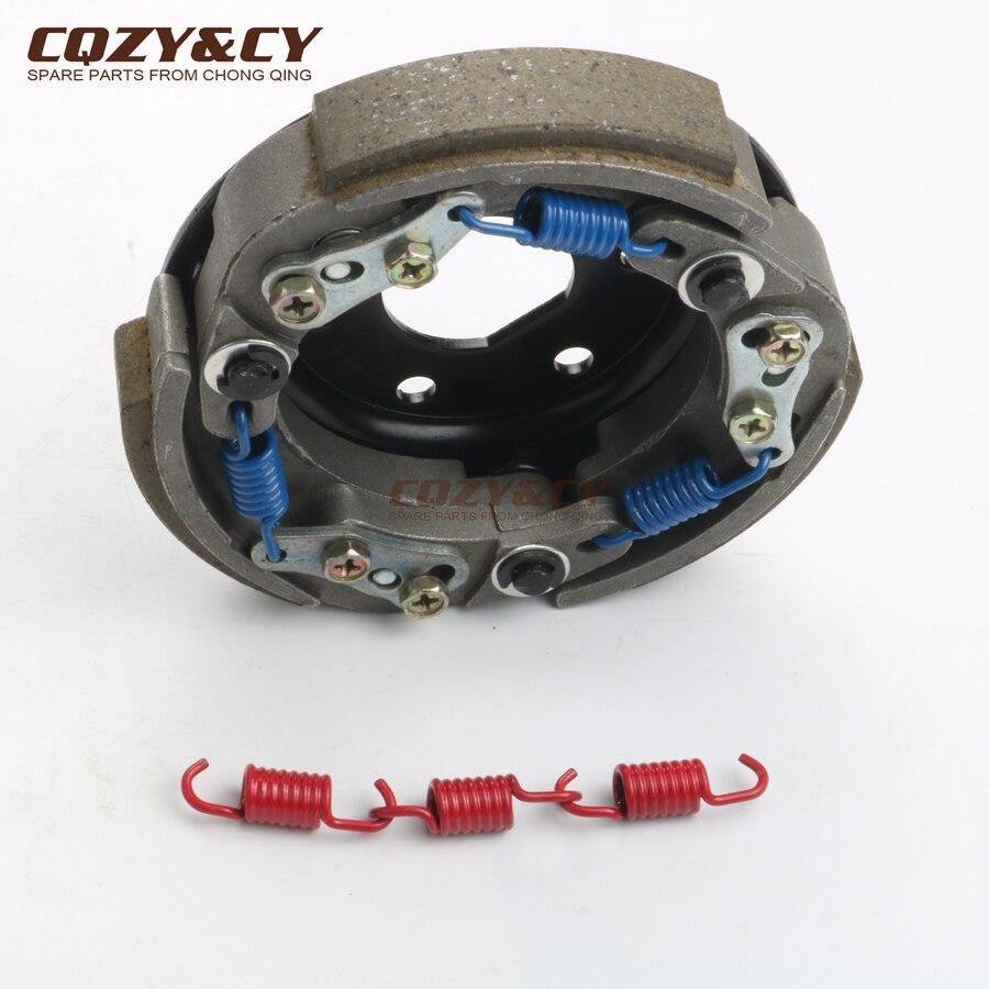 Embrayage de haute qualité pour KEEWAY 50 Agora Arn Easy f-act Flash Focus Hacker ouragan Matrix SP 50cc 2 temps D = 107mm 100360200