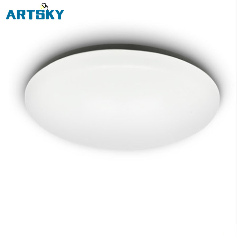 Modern Europe Style White Acryl PMMA High Transmittance Lamp Shade Led  Ceiling Light For Bed Room Part 98