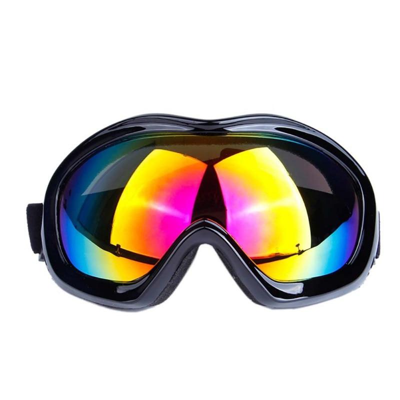 Gafas de Motocross con M/áscara Desmontable,Prueba de Viento y Prueba de Niebla a M/áscara de Cara Abierta para Moto,Gafas de Esqu/í,Correa Antideslizante Ajustable,Soporte para Llevar Gafas de Miop/ía