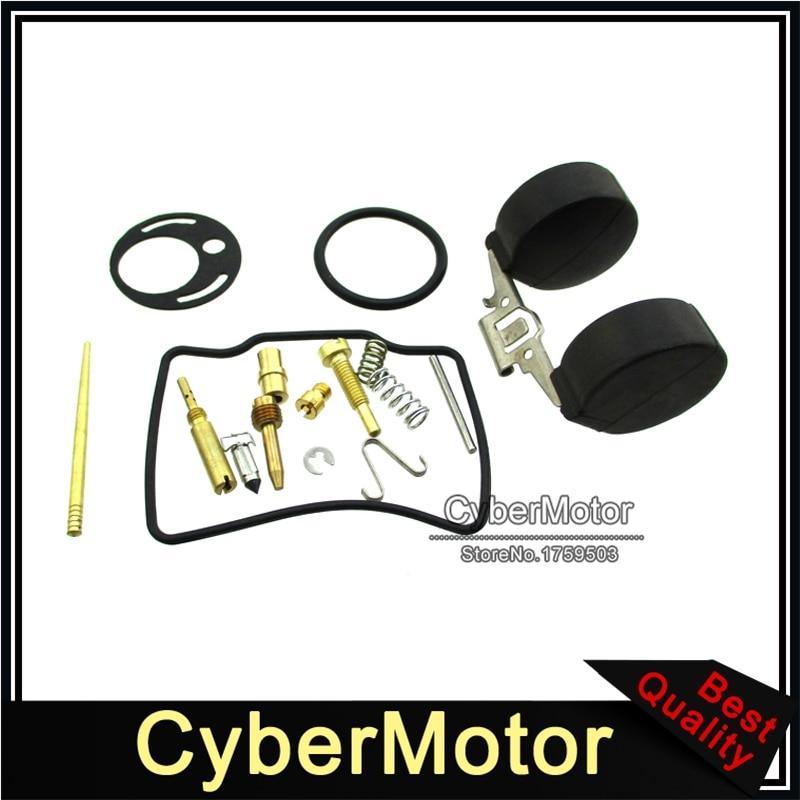 PZ20 20mm Carburetor Repair Rebuild Kit For Honda XR 80 XR80 XR80R CARB  125cc 110cc 90cc 70cc 50cc Taotao ATV Quad Pit Dirt Bike