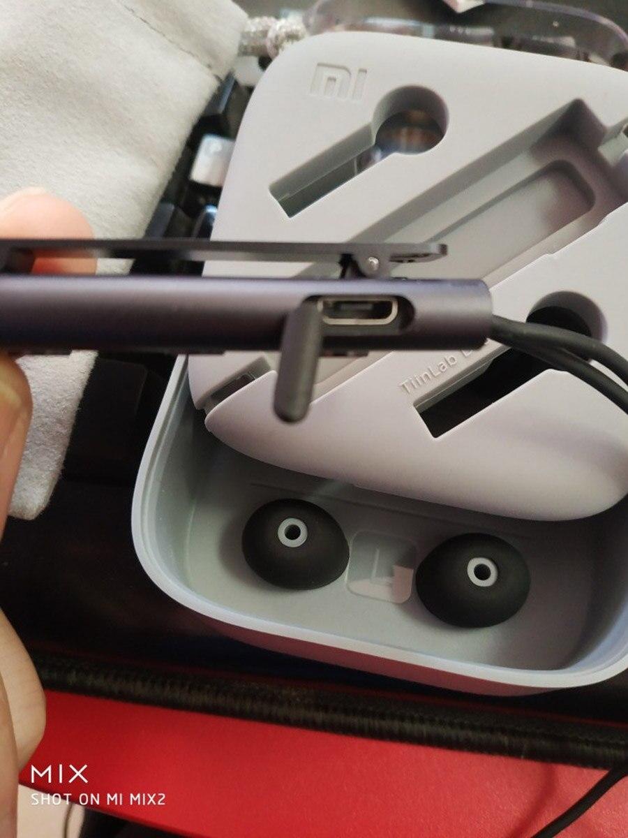 Оригинал Xiaomi 3,5 мм ANC Наушники гибридные 3 блока 2 класса шумоподавления Наушники с высоким шумоподавлением Hi-Res наушники (26)