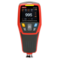 UNI T UT343D Car Paint Film Coating Measure Digital iron FE/NFE measurement Portable Mini Thickness Gauge