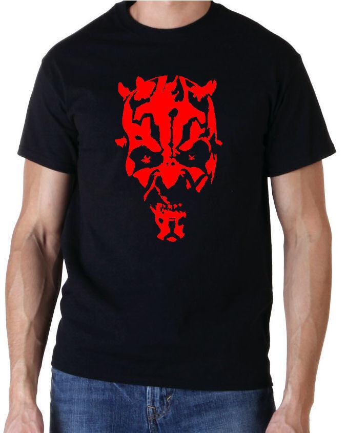 la guerre des Sith cadeau t shirt T Shirt Men Tees Brand Clothing Funny
