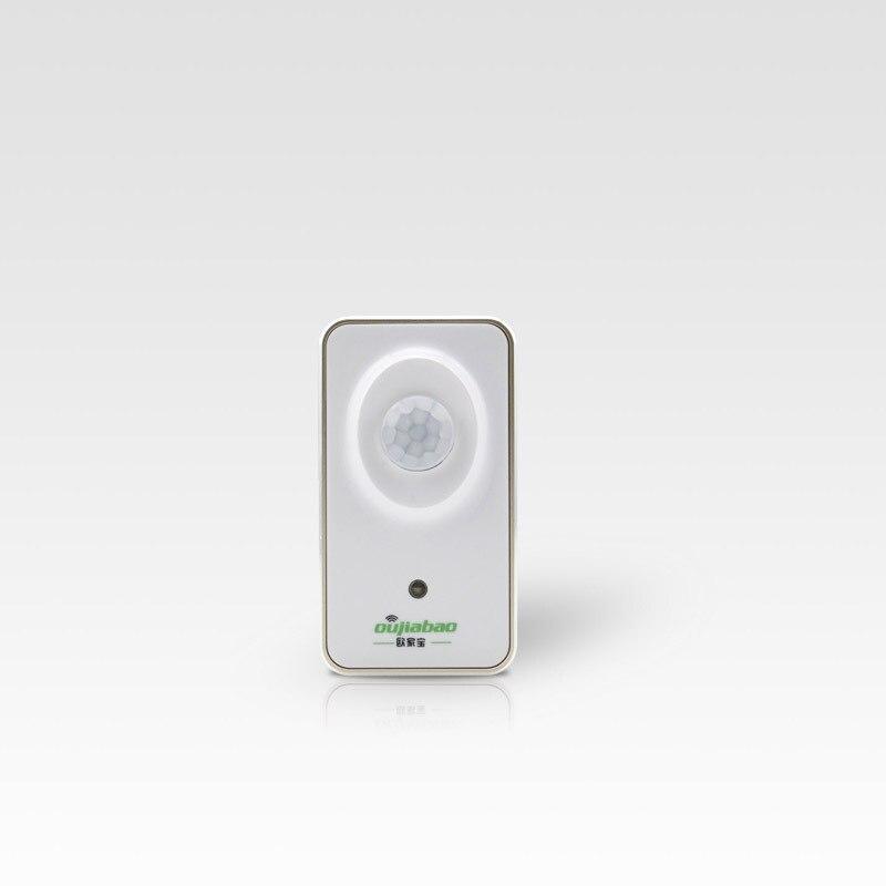 Capteur sans fil PIR capteur magnétique sans fil porte fenêtre sécurité à domicile entrée système d'alarme antivol avec batterie