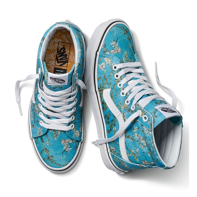 vans shoes for men van gogh