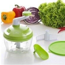 Multi function Manual Food Vegetable Chopper Cutter Salad Maker Slicer for Fruit Onion Chopper Blender