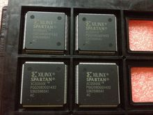 2PCS XC3S500E 4PQG208C XC3S500E QFP 208