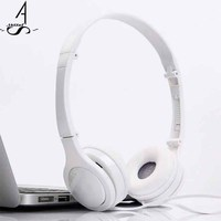 Headphones With Microphone Music Auriculares PC Gamer Consumer Electronics Smartphone Android IOS Running Headphones Sport Wired