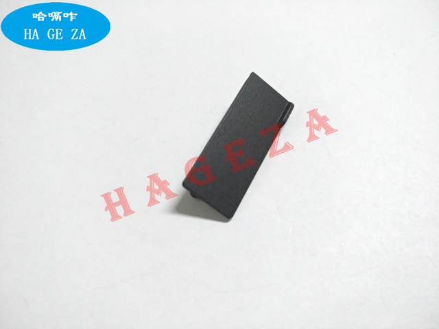 NUOVO Originale per sony A73 A7M3 A7III MICROFONO Gomma Di copertura della macchina Fotografica Parti Di riparazione