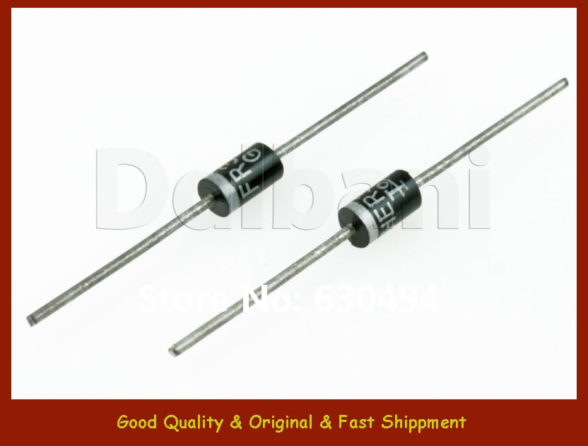 Free Shipping (10pcs) HER304 Original New  Diode replaces NTE576 free shipping 5pcs lot 40cpq100 schottky diode new original