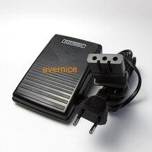 220V Naaimachine Voetpedaal Pedaal & Netsnoer J00360051 Voor Babylock Brother