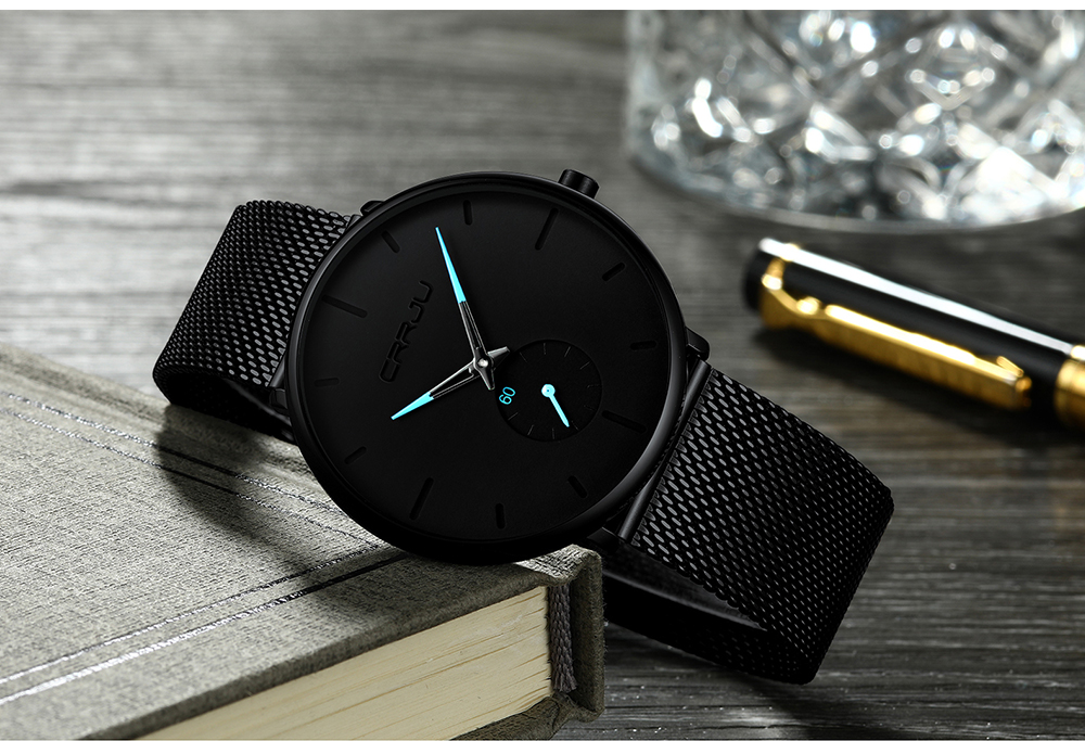 HTB1IiTyKf5TBuNjSspcq6znGFXaV - Luxury Stainless Steel Ultra Thin Classic Men's Quartz Watch-Luxury Stainless Steel Ultra Thin Classic Men's Quartz Watch