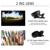 2017 Nuevo 7in1 Kit 12.5X Lente Macro GRAN ANGULAR 0.45X Lentes Móviles lentes de gran angular para doogee elephone nexus gionee gooweel trípode Clips