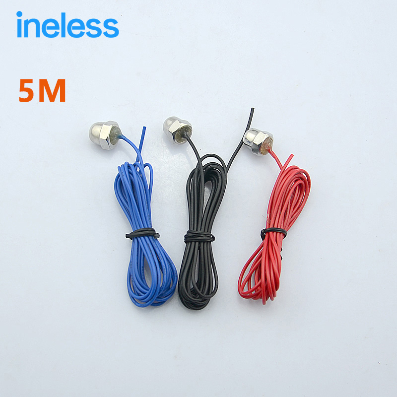 3PCS   5M Water level controller Stainless steel probe Level probe in DF-96A/B/C/D