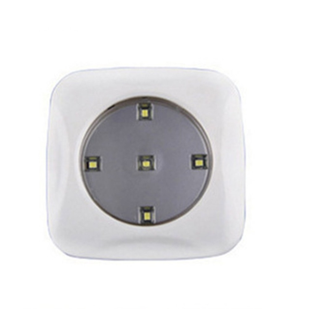 5led Pat Light Remote Control Battery Powered Wireless