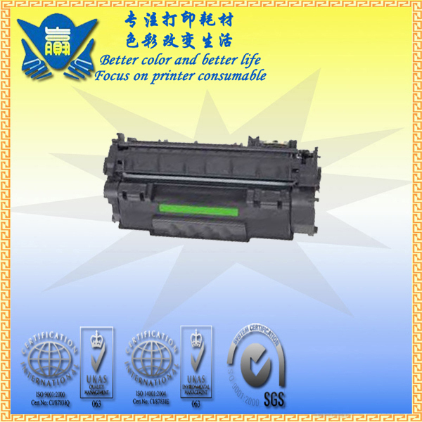 Black Toner Crg 715 315 515 Cartridge Compatilbe For Canon Lbp 3310 3370
