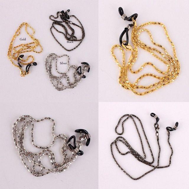 حزام قلادة معدنية النظارات 3