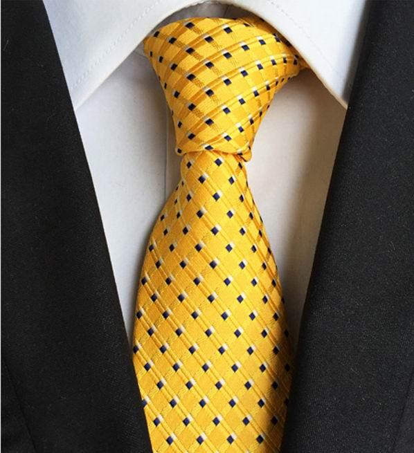Тегін жеткізу үлгісі Pokal Dots Yellow Blue 100% - Киімге арналған аксессуарлар - фото 1