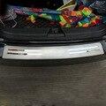 1 шт. для Honda Accord 2006-2007 задняя защитная накладка из нержавеющей стали
