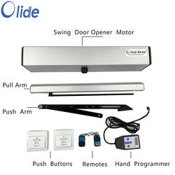 Automatic Opening/Closing Swing Door Opener,Remote Controlled Opening Swing Door Closer