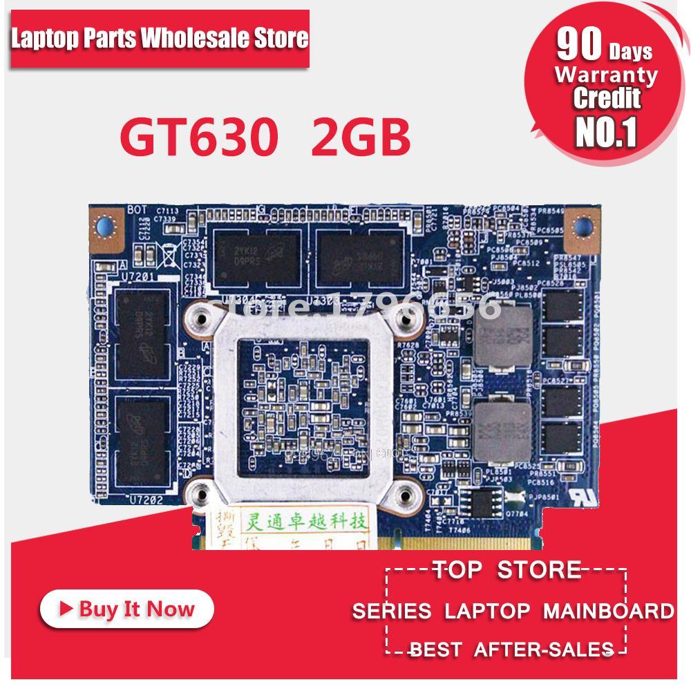 Hot For ASUS K55VM Graphic Card N13P-GL-A1 GT 630M 2GB K55VM vedio card GT630M Video card free shipping gf108 876 a1 n13p gt a1 n13m ge b a2