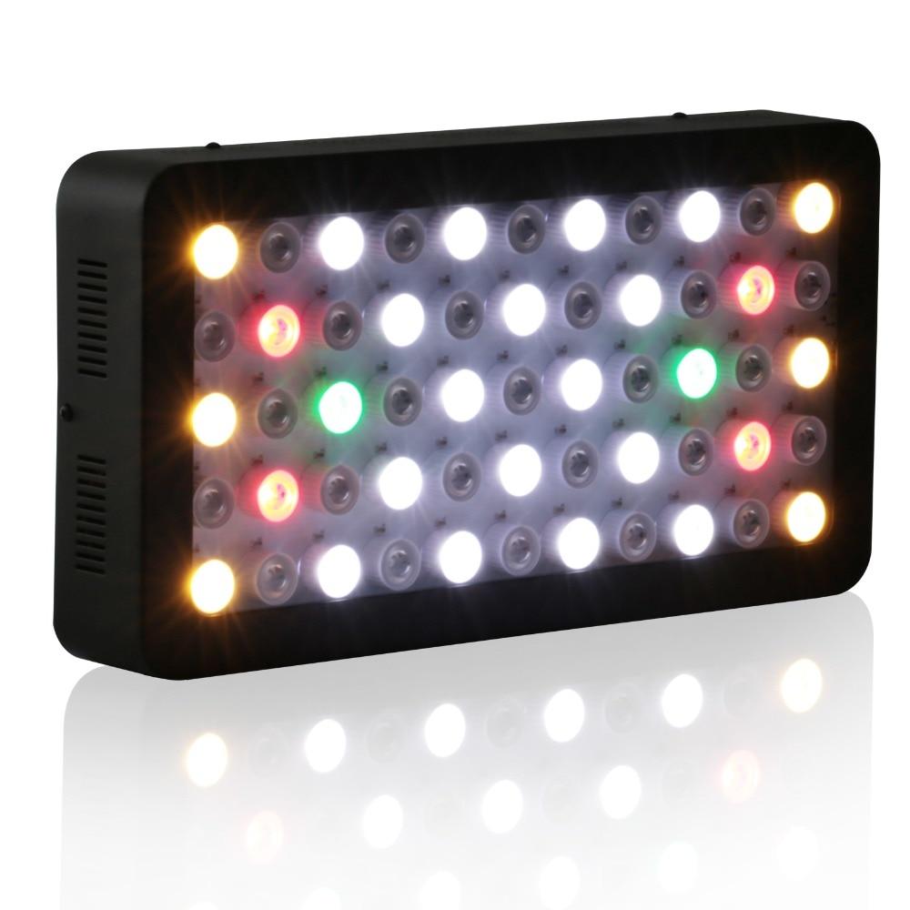 ABŞ-da Çin 165w WIFI Dimmable LED Akvarium İşığı Tam spektrli - Professional işıqlandırma məhsulları - Fotoqrafiya 2