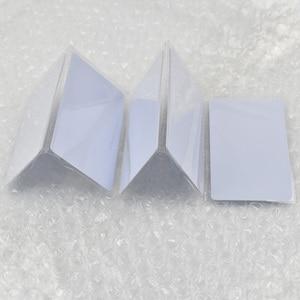 Image 3 - 100 Cái/lốc NFC Tag NFC 216 888 Byte ISO14443A PVC Trắng Thẻ Bài Cho Android,IOS NFC Điện Thoại
