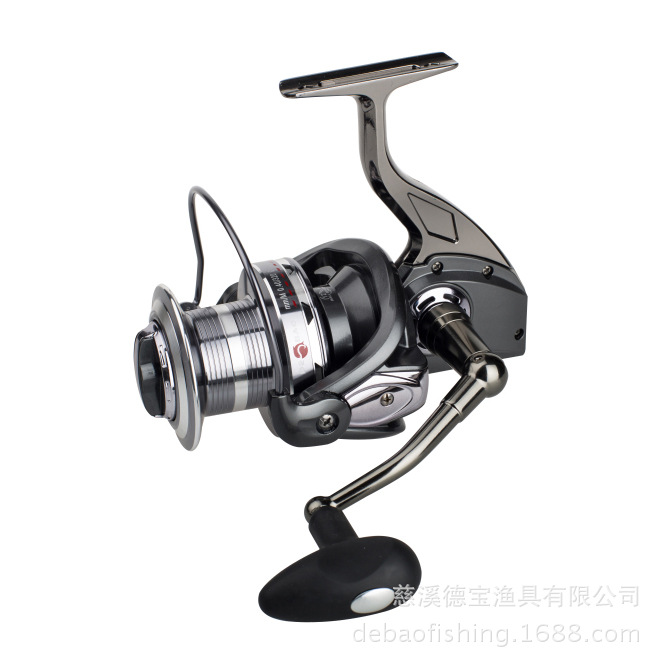 12BB Ball Metal Bearing Saltwater Freshwater Fishing Spinning Reel High Speed