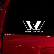 Westworld Car Accessories Stickers