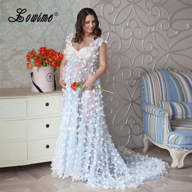 Plus Size Beaded Long Evening Dresses
