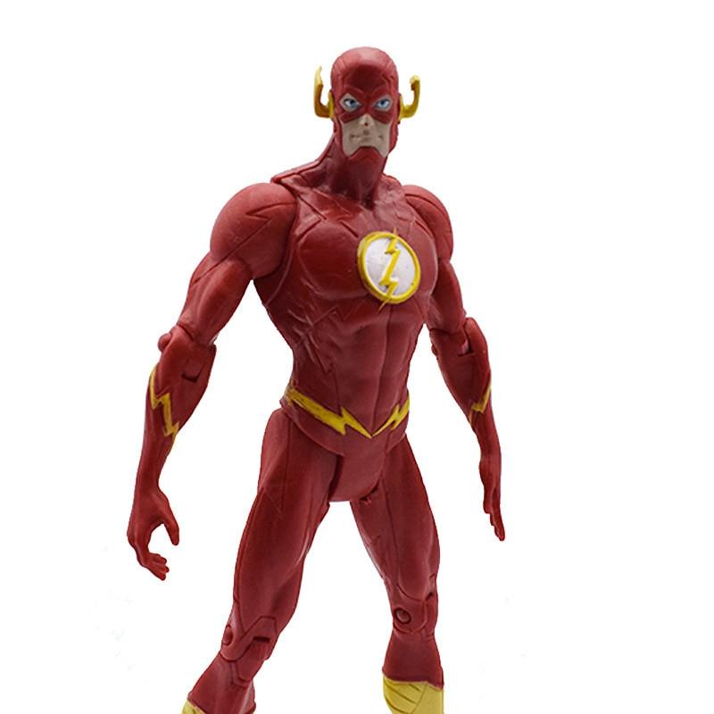 Justice league Super Hero the Flash Man Action Figures Toys ...