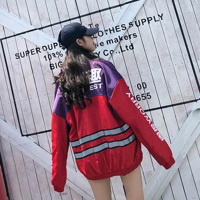 Женский Осень отложной Куртка с воротником Для женщин Мода Повседневная Свободная футболка свободного кроя, верхняя одежда с длинными рукавами, Повседневное пальто Z240