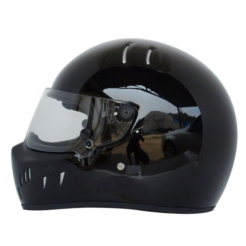 AMZ ATV TOP Gear StarWars Simpson Stickers Model Motorcycle helmet Racing Moto Full Face Helmets casco capacete