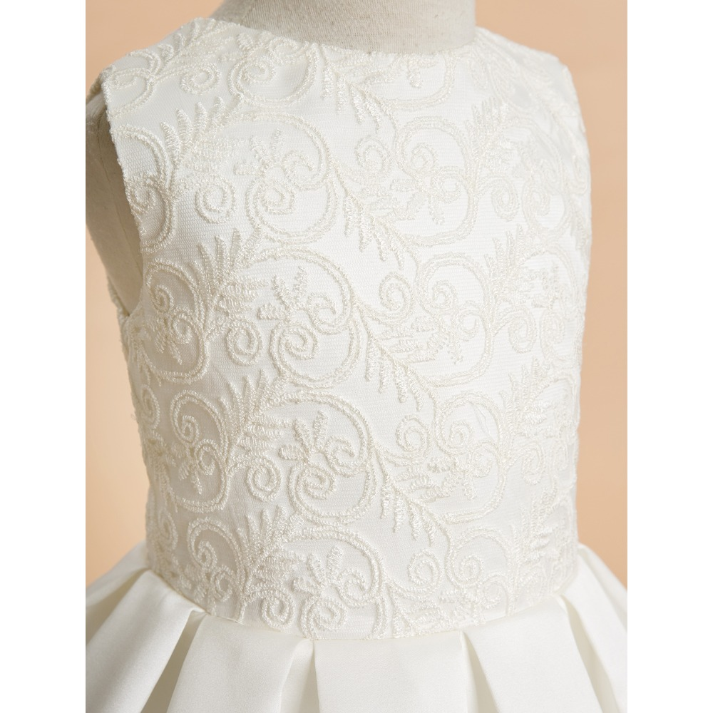 LAN TING BRIDE A-Line Μήκος αστραγάλου Φόρεμα - Φορεματα για γαμο - Φωτογραφία 4