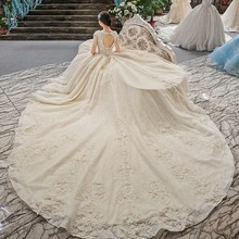 Backlake Vestidos de casamento vestido de noiva 2018 vestido de noiva renda loja online china robe de mariage abito da sposa abiy