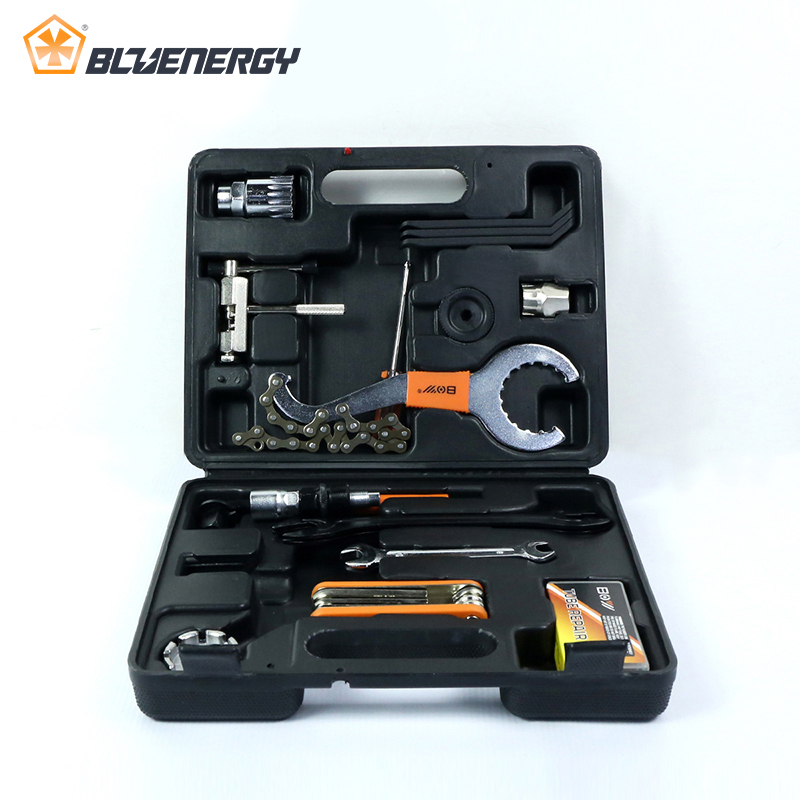 Professional Home Outdoor 26 in 1 Multi function Purpose Bicycle Repair Tool Kit Set Universal Cycling
