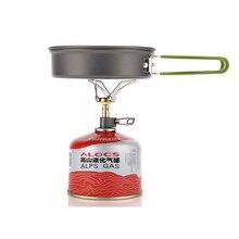 Ultra-light PortableOne type Outdoor Camping Picnic Cooker Burner Gas Stove Roasting Energy Saving Burner Camping Equipment