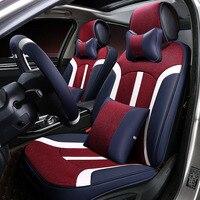 Универсальное автокресло крышка из микрофибры для Mercedes Benz W164 W166 ML500 ML350 ML400 auot аксессуары автокресло протекторы
