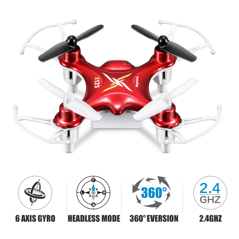 X12S 4CH Stop118 Quadcopter