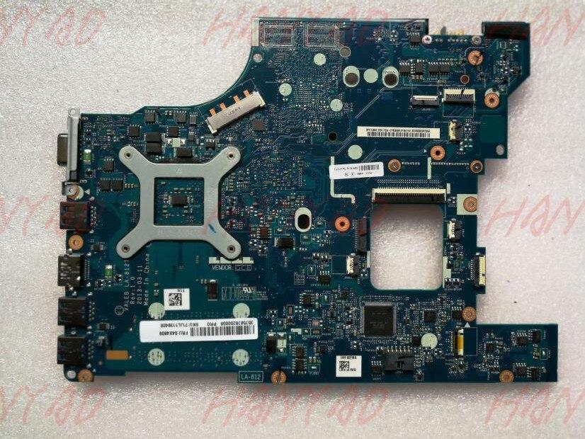 QALEB LA-8124P For Lenovo E535 Laptop Motherboard ddr3 Mainboard 100% tested