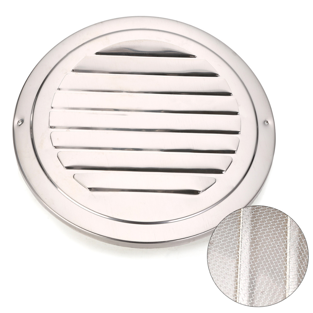 100mm/150mm Stainless steel Circle Air Vent Grille Ducting Ventilation Cover for Ceiling Ducting Vent Grille пижама quelle lascana 511161