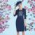 2017 Elegante Más Tamaño vestido de Noche Corto Madre de la Novia Novios de encaje con La Chaqueta Madre Vestido de Madrina ASAM2