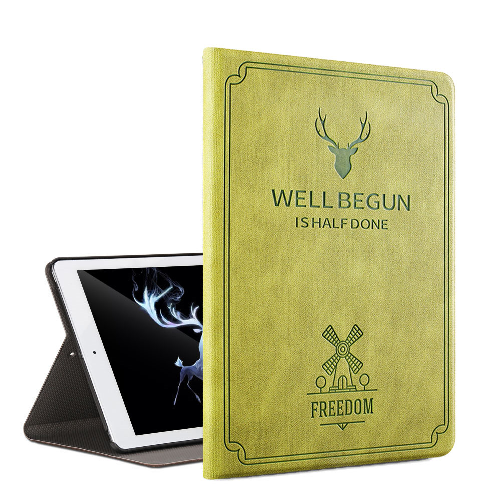 For Ipad Pro 10.5 Case, PU Leather Back Case For Ipad Pro 10.5, Full Smart Cover Flip Stand Case For Ipad 10.5 Cover Coque