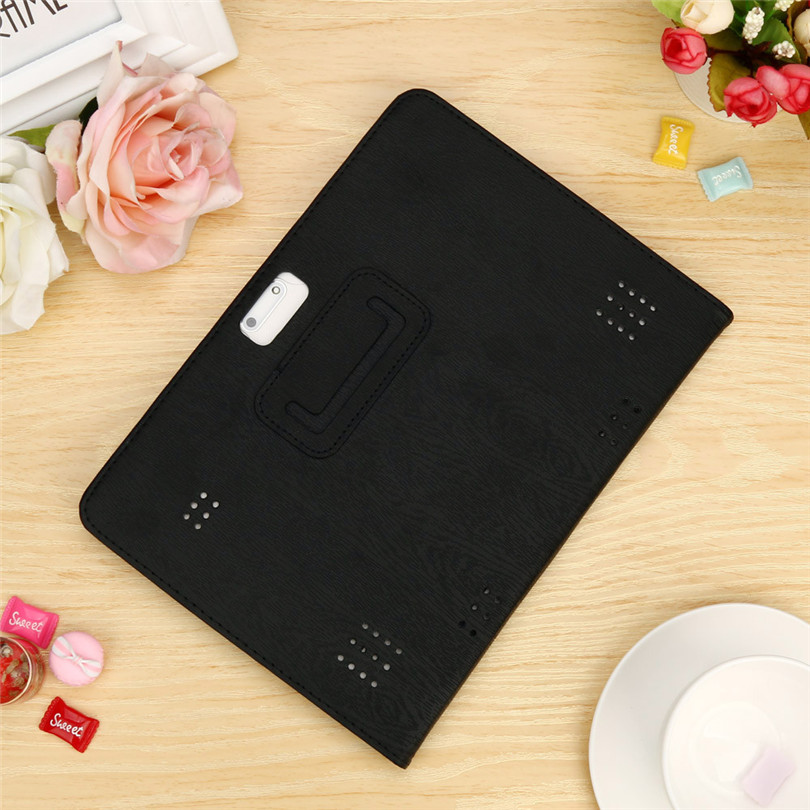 High Quality Universal Leather Silicone Easy Stand Up Cover Case For 10 10.1 Inch Android Tablet PC Protective A20