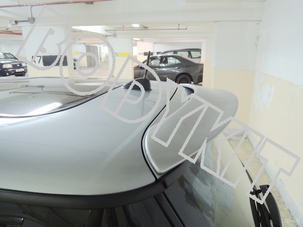 FOR 01-06 Mini R50 R53 REAR WING HATCH ROOF SPOILER