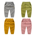 Children pants baby boy casual trousers spring kids clothes